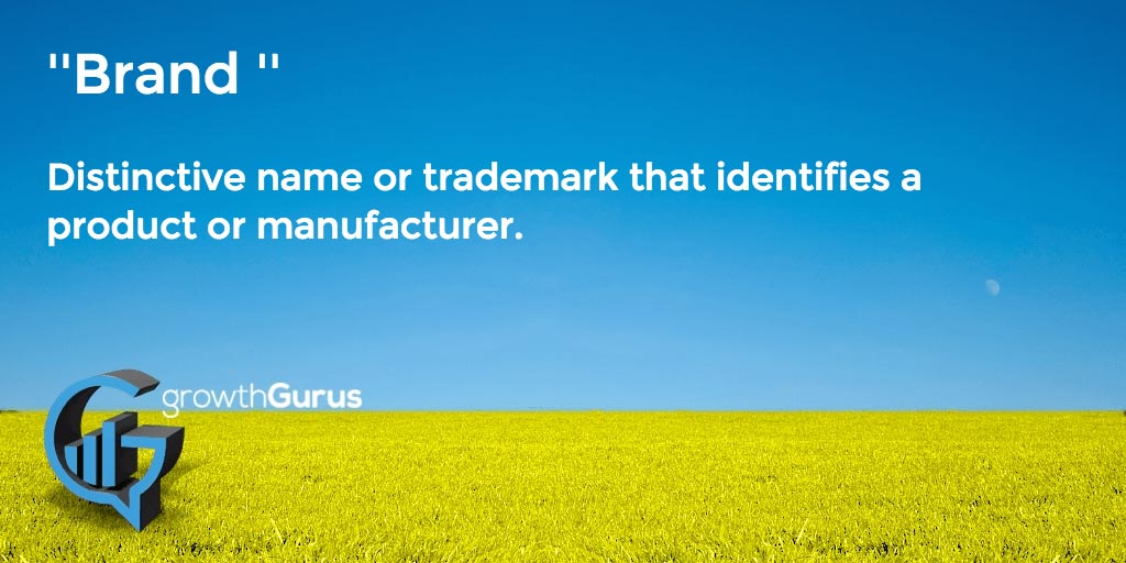 Growth Gurus brand definition