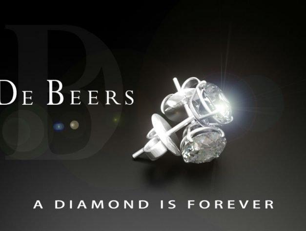 Growth Gurus De Beers A diamond is forever slogan
