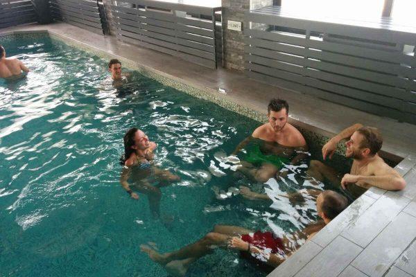 Growth Gurus In The Pool