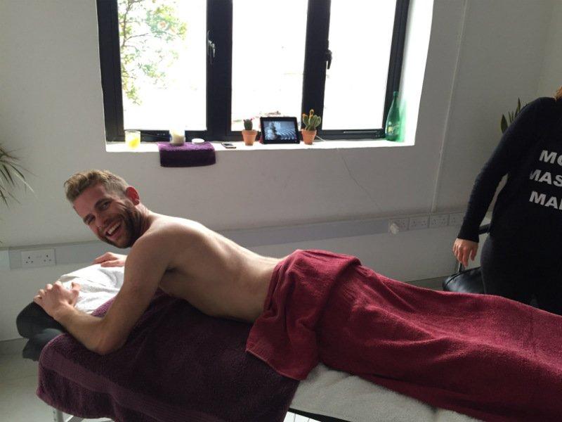 josh mobile massage growth gurus digital marketing malta