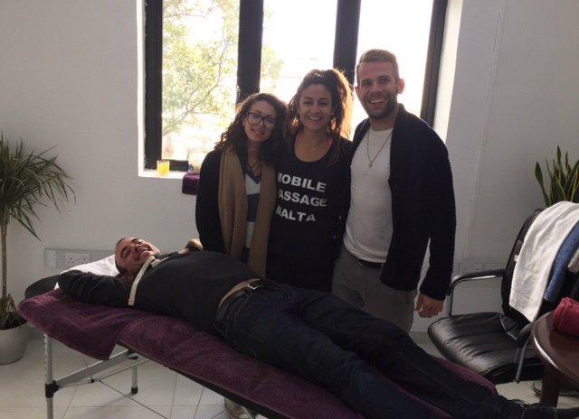 josh pippa alex and roberta mobile massage growth gurus digital marketing malta 2