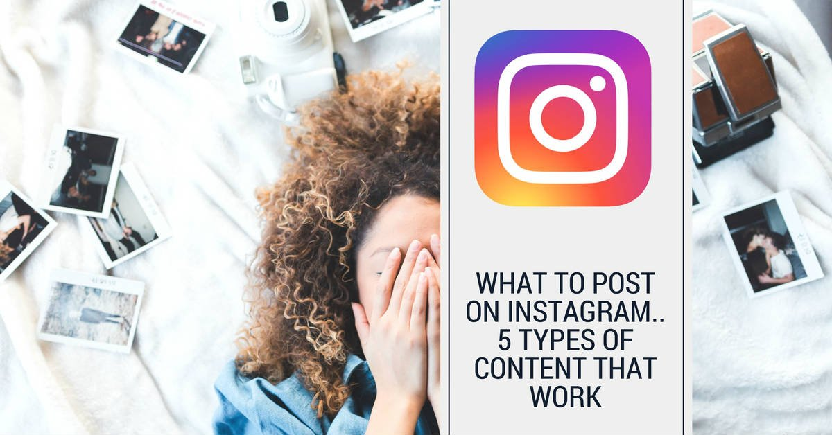 Growth Gurus Digital Marketing What to Post on Instagram 5 Types of Content That Work Opt