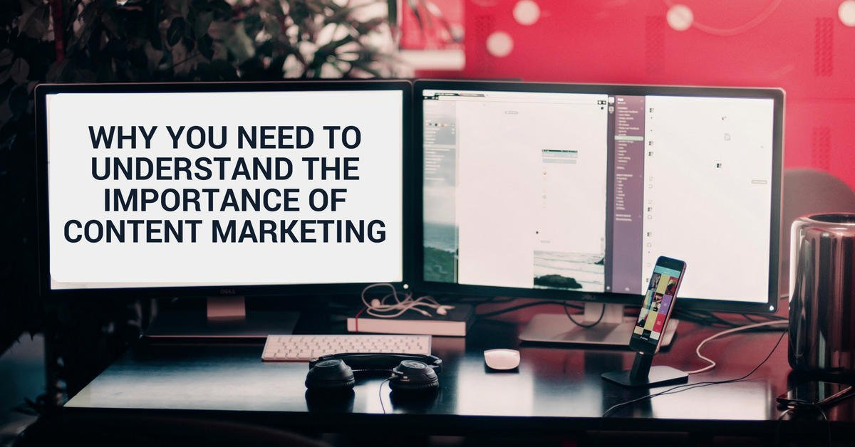 Growth Gurus Digital Marketing Why you Need to Understand the Importance of Content Marketing Opt