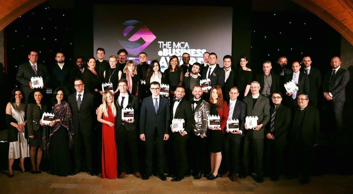 MCA eBusiness Awards Winners Growth Gurus
